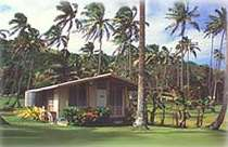 Bungalow at  Ovalau Holiday Resort, Fiji
