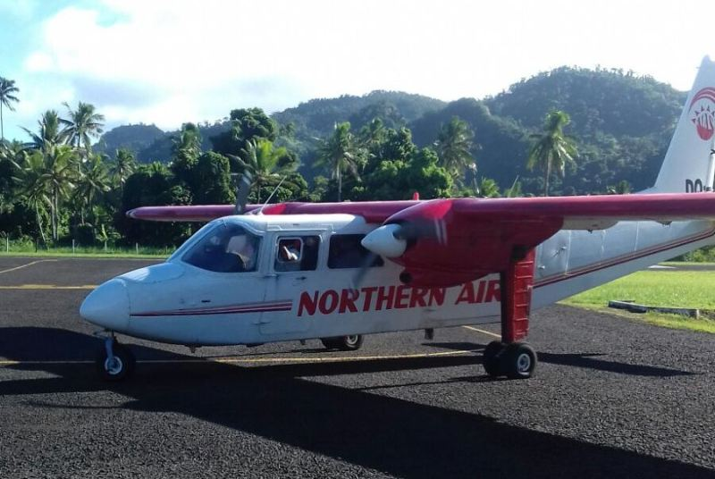 domestic flights in fiji