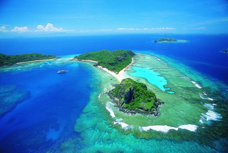 The Wonderful, Tropical Islands of Fiji