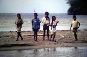 kids in Kadavu
